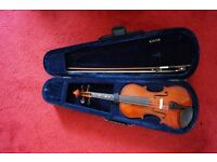 Stringers 3/4 violin in great condition