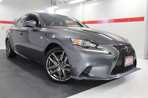 2016 Lexus IS 300 AWD Heated Ventilated Lthr Sunroof Btooth Pwr