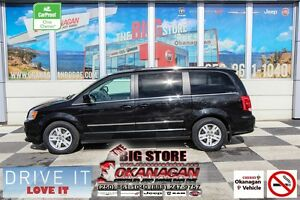 2014 Dodge Grand Caravan Crew, One Owner, Not Smoked In, LOADED!