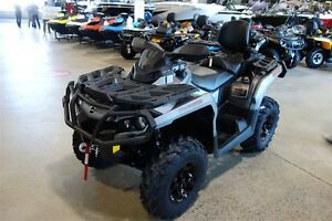 2016 can-am Outlander Max 1000 XT