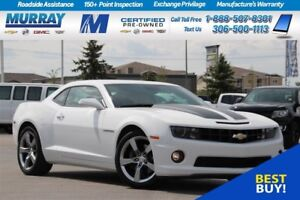 2011 Chevrolet Camaro 2SS*HEATED SEATS,SUNROOF,REAR PARKING ASSI