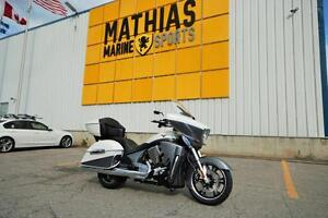 2016 Victory Motorcycles CROSS COUNTRY TOUR / 56$/sem garantie 3