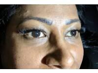 Eyelash-nail extensions!!