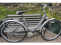 Bikes GIANT expression DX hybrid (excellent condition)