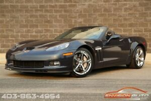 2013 Chevrolet Corvette GRAND SPORT CONVERTIBLE - FULL GM WARRAN