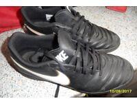 Nike Tiempo Astro Turf Trainers UK8