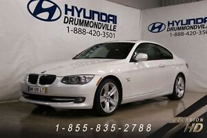 2011 BMW 328 i xDrive + SPORT PACK + CUIR + COLD WEATHER PACK +