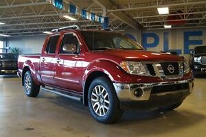 2013 Nissan Frontier SV, Leater, Heated Seats, Sunroof, Tonneau