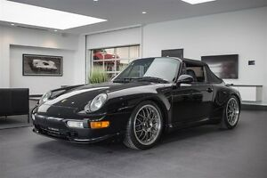 1995 Porsche 911 Carrera (993) / Supercharged