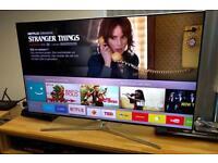 "Samsung 55"" 4K SUHD 8 series smart led tv"
