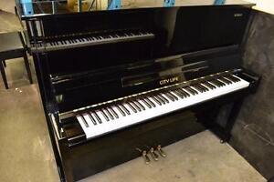 Piano droit Kawai CL3, 48'' de haut