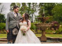 £470 ONLY FULL DAY WEDDING PHOTOGRAPHY! Wedding photographer Glasgow