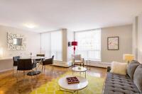 Pet friendly 3.5 BDRM apartments in Côte Saint-Luc!