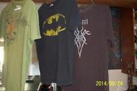 brand name teen boys clothes SIZE MED TO LG