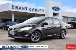 2014 Ford Focus SE - CLEAN CARPROOF! HEATED SEATS!