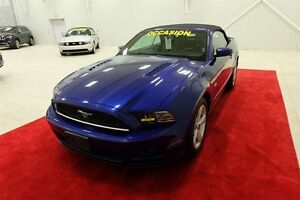 2013 Ford Mustang GT, V8, DÉCAPOTABLE, MAGS, CUIR