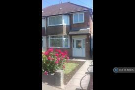 3 bedroom house in Upper Meadow Road, Quinton, Birmingham, B32 (3 bed)
