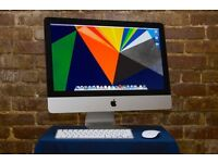 21.5'' iMac 2013 in perfect condition, i5 2.7GHz, Iris Pro 1536, 1TB HD