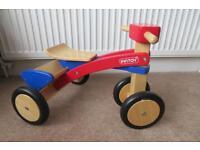 Wooden Toddler Trike