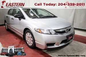2011 Honda Civic DX A/C CRUISE POWER GROUP