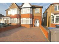 *DSS CONSIDERED* SUPERBLY SPACIOUS WELL-PRESENTED 4 BED SEMI-DETACHED HOME IN KINGSBURY (NW9)!