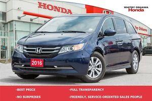 2016 Honda Odyssey EX-L NAVI