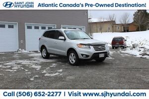 2012 Hyundai Santa Fe ALL WHEEL DRIVE! HEATED SEATS! $95 B/W!