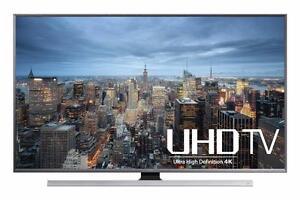 "LED 65"" UHD 4K 3D Smart Samsung ( UN65JU7100 )"