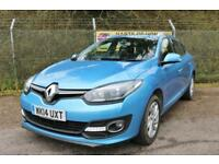 Renault Megane 1.5 Dynamique Tom Tom Energy DCi Sport Tourer Estate (azzurro blue) 2014
