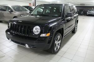 2016 Jeep Patriot HIGH ALTITUDE 4X4 *CUIR/TOIT*