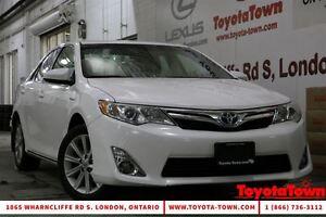 2012 Toyota Camry Hybrid XLE LEATHER NAVIGATION NEW TIRES & BRAK