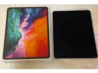 As New Apple iPad Pro 12.9 256GB Wifi Cellular Space Grey
