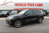 2014 Porsche Cayenne Diesel Premium Plus Package No Accidents!