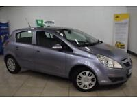 VAUXHALL CORSA 1.2 CLUB 16V 5d 80 BHP (purple) 2006