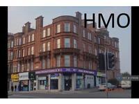 4 bedroom flat in Hmo Herschell Street, Glasgow, G13 (4 bed)
