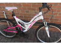 Bikes Avigo Rose Girls bike (like new)
