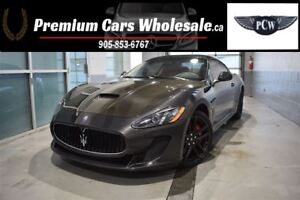 2016 Maserati GranTurismo ONLY 8300 KMS! MC SPORT LINE! FULLY LO