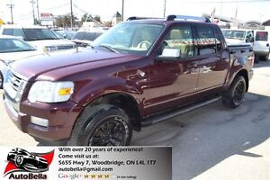 2007 Ford Explorer Sport Trac Limited LEATHER ROOF NO ACCIDENT
