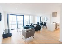 LUXURY BRAND NEW 3 BED 2 BATH HORIZON TOWERS E14 CANARY WHARF BLACKWALL HERON SOUTH QUAY EAST INDIA