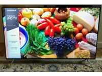49in Samsung HDR 1000 4K Ultra HD TV WI-FI Warranty