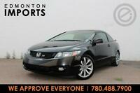 2009 Honda CIVIC SI COUPE | SUNROOF | CERTIFIED | ONLY 99 KMS