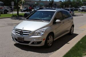 2009 Mercedes-Benz B-Class 200 /PANORAMIC SUNROOF / CERTIFIED