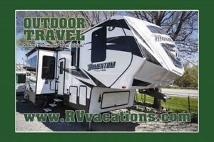 2018 GRAND DESIGN Momentum 350M Toy Hauler 5th Wheel