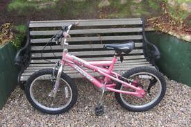 Bikes Magna inspire girls bike