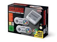 Super Nintendo Classic MINI SNES CONSOLE BRAND NEW