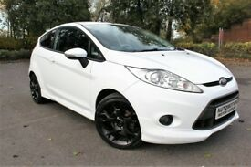 2011 Ford Fiesta 1.6 Tdci S 2 Owners From New 80,000 Miles Ex-Value £4500