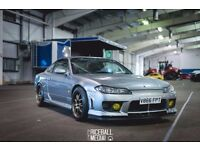 Nissan Silvia S15 Spec R Turbo Import