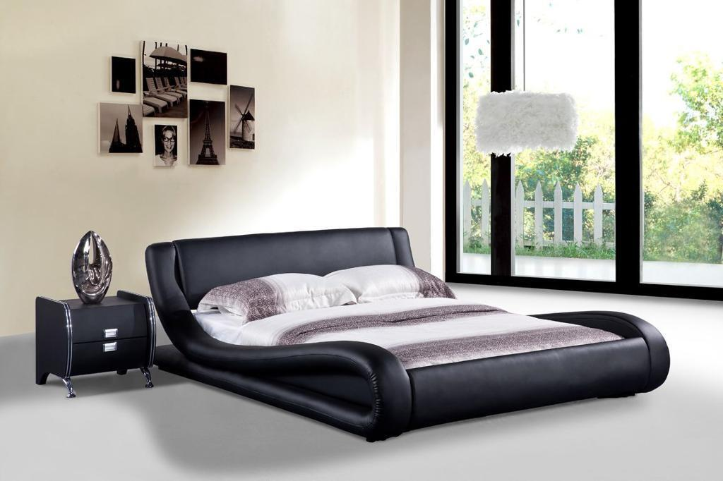Modern bed used king size frame | in Dungannon, County Tyrone | Gumtree