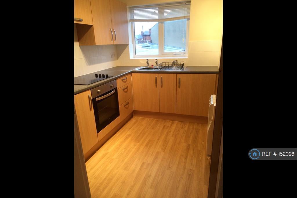 1 bedroom flat in Hucknall, Nottingham, NG15 (1 bed)