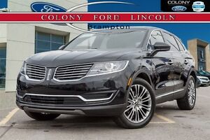 2016 Lincoln MKX LINCOLN CERTIFIED, FINANCE FROM 0.9%!